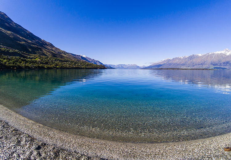 Where Are the Best Beaches in Queenstown?