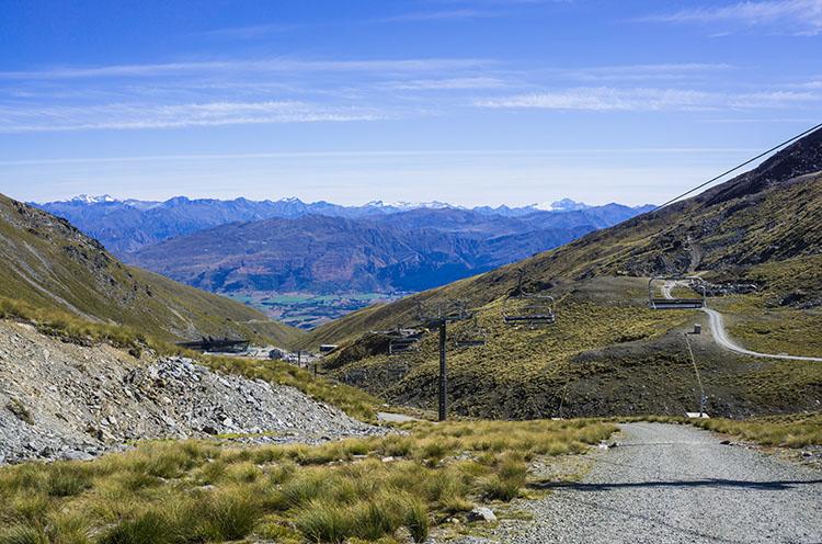 Remarkables Ski Area, Queenstown, New Zealand