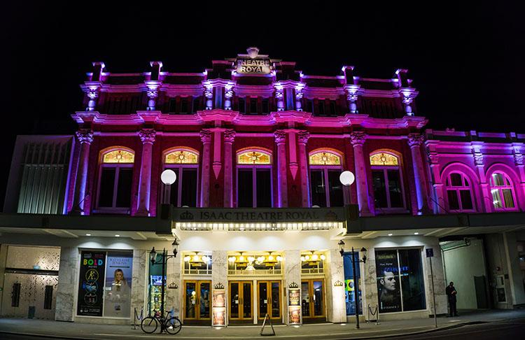 Isaac Theatre Royal, Christchurch, New Zealand