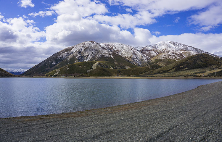 Lake Lyndon, New Zealand