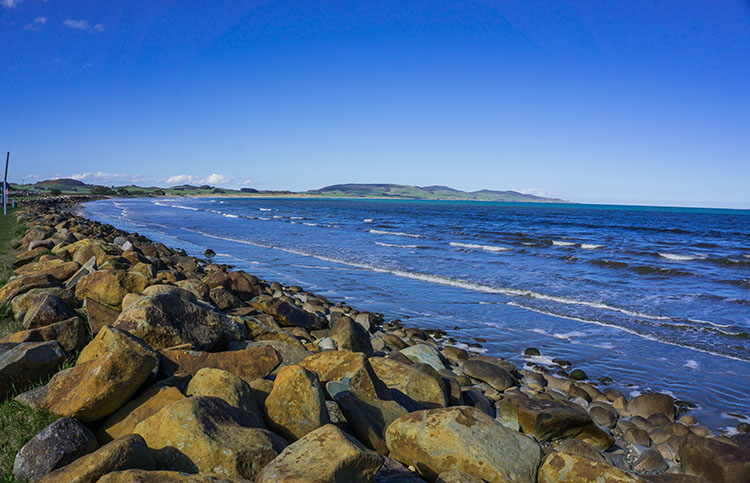 Colac Bay, New Zealand