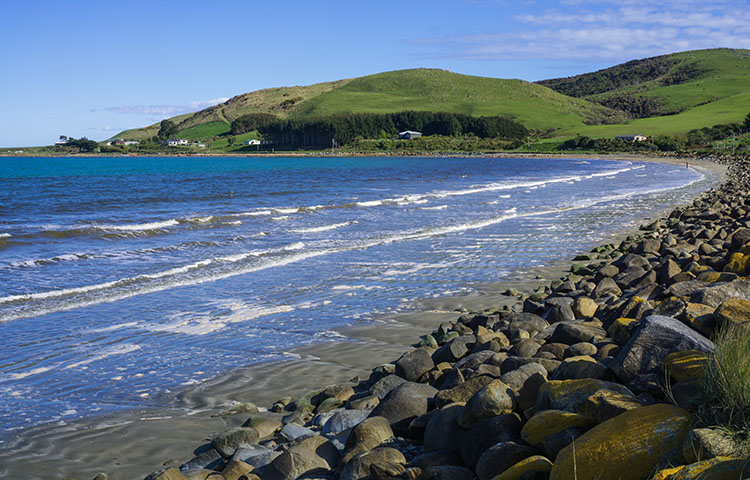 Colac Bay, Southland, New Zealand