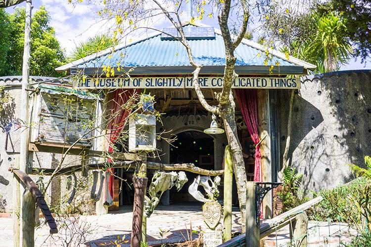 Lost Gypsy Gallery, Papatowai, New Zealand