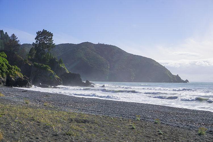 Rarangi Beach, New Zealand