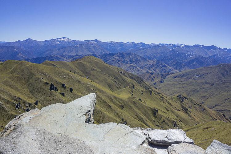 Coronet Peak viewpoint, Queenstown, New Zealand