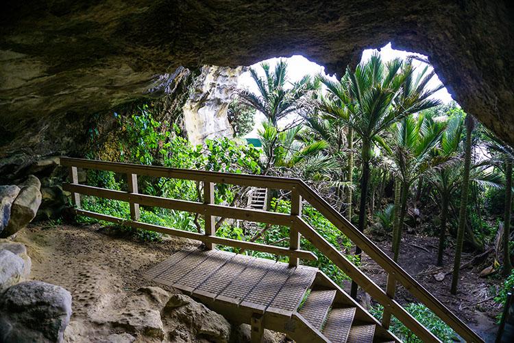 Punakaiki Cavern, West Coast, New Zealand