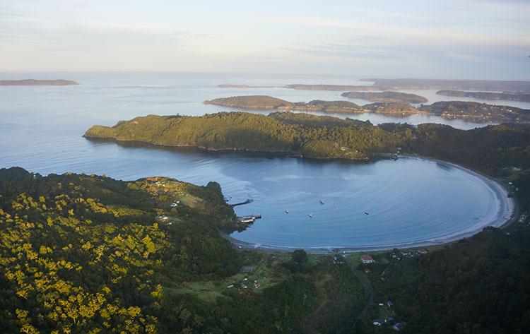 The Scenic Flight to Stewart Island